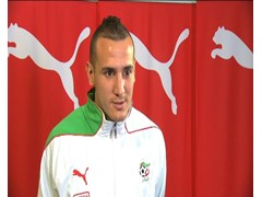 Algeria speak out ahead of the World Cup