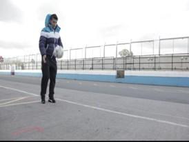Sergio Agüero & Nico Rosberg B-roll
