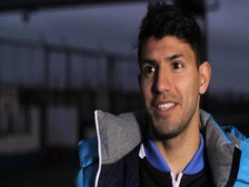 Sergio Agüero Interview, PUMA Race Off