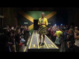 Jamaican Kit Runway Show