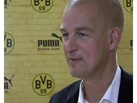 PUMA and BVB Partnership Announcement SoundBites German