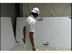"PUMA's ""The Art of Golf"" with Rickie Fowler"