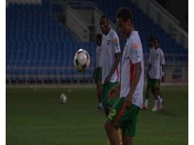 Cameroon National Football Team Training