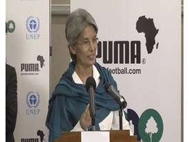 Puma and UNEP Press Conference
