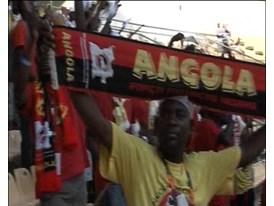 GVs Opening Match, Angola vs Mali, Luanda