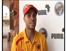 IVs Angola Players