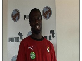 IVs Ghana Players 22/01/10