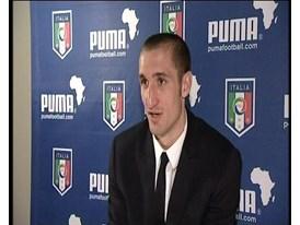 IV Giorgio Chiellini, Italy (Italian answers)