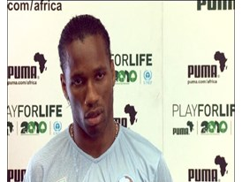 IV Didier Drogba, Ivory Coast Football Player (English Answers)