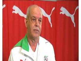 IV Rabah Saadane, Coach