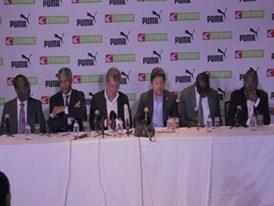 B-roll Footage: PUMA Announces Partnership with Centauro
