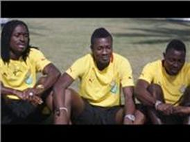 The Nature of the Ghana Team Camp