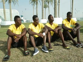 The Nature of the Ghana Team