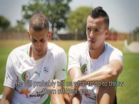 The Nature of Playing Ivory Coast by Algeria