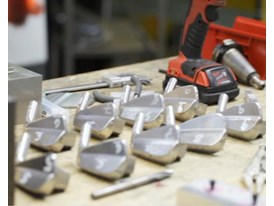 AMP CELL Pro Irons
