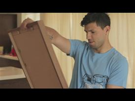 Sergio Agüero Announces Winner of First PUMA FC Challenge