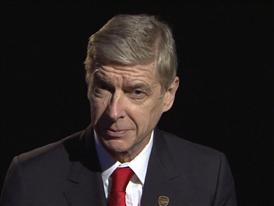 Arsène Wenger, Arsenal FC Manager - Broadcast Soundbites