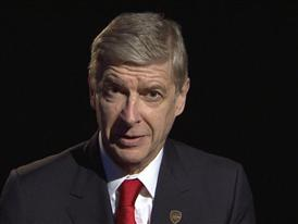 Arsène Wenger, Arsenal FC Manager - Broadcast Soundbites