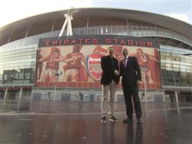 PUMA and Arsenal Announce Long-Term Partnership - Sound Bites of Gulden and Gazidis