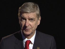 *French* ARSÈNE WENGER, ARSENAL FC MANAGER - BROADCAST SOUNDBITES