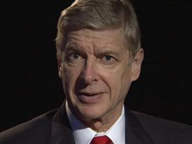 *German* ARSÈNE WENGER, ARSENAL FC MANAGER - BROADCAST SOUNDBITES