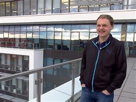 PUMA Corporate Press Footage with CEO Bjørn Gulden