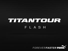 TITANTOUR Flash - from PUMA GOLF