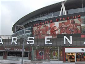 2015 PUMA Arsenal Home Kit Launch, Emirates Stadium – B Roll